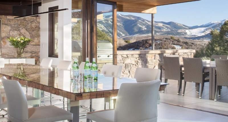 Villas in Aspen